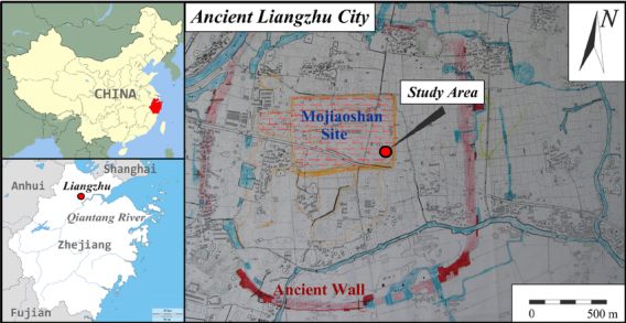 Figure-1-Location-map-of-the-Liangzhu-Site-Zhejiang-Southeastern-China